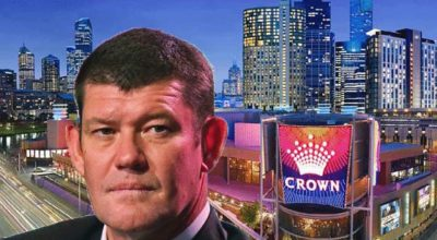 James Packer crown resorts